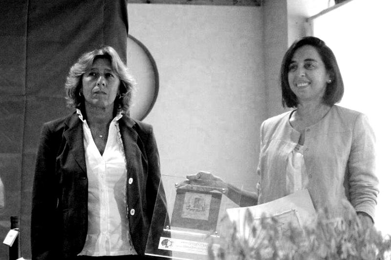 maggio 2013: Fausta Occhipinti vince il premio Simonetta Bastelli Architettura e Natura.