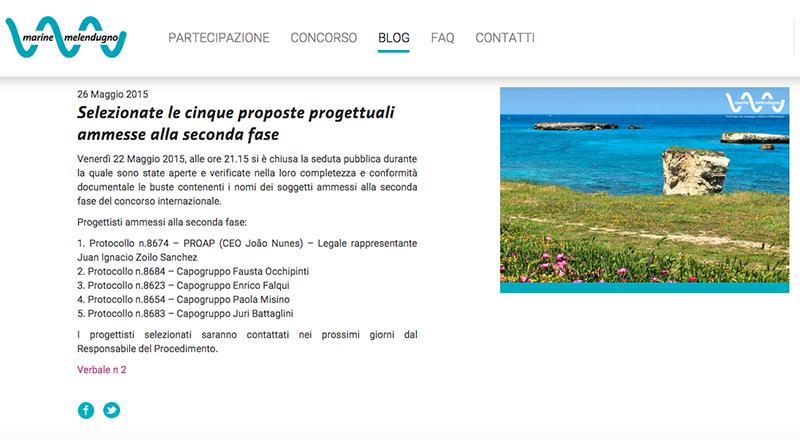 28 maggio 2015, Melendugno, Lecce: